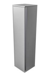 Amsterdam závěsná skříňka 1x dvířko barva světle šedá korpus korpus světle šedá šíře 30 (CA.Z1D.111.030) - CEDERIKA