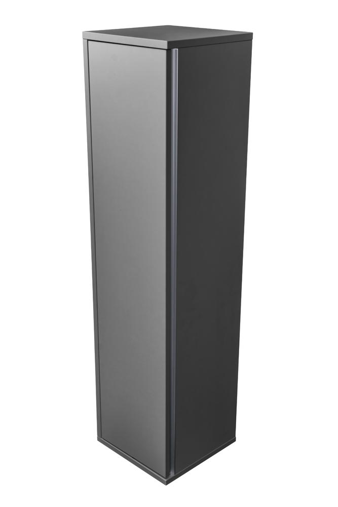 CEDERIKA - Amsterdam závěsná skříňka 1x dvířko barva lávově šedá korpus korpus lávově šedá šíře 30 (CA.Z1D.122.030)