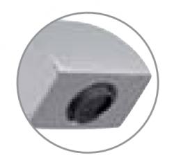 VÝPRODEJ - TRES CUADRO-TRES baterie umyvadlová stojánková, s prodlužkou (107107VYP), fotografie 4/3