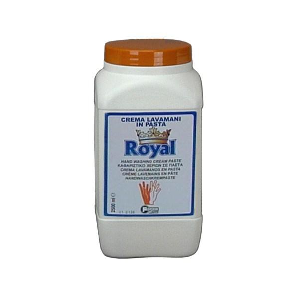 Faren ROYAL 2500ml Krémová abrazivní kapalná pasta na mytí rukou ELM0040 (ELM0040)