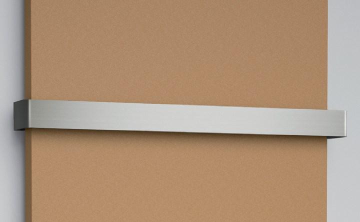 ISAN - Tělesové madlo kartáčovaný nerez 608 mm (pro Variant,Variant Mirror) O15MN81-03 (O15MN81-03)