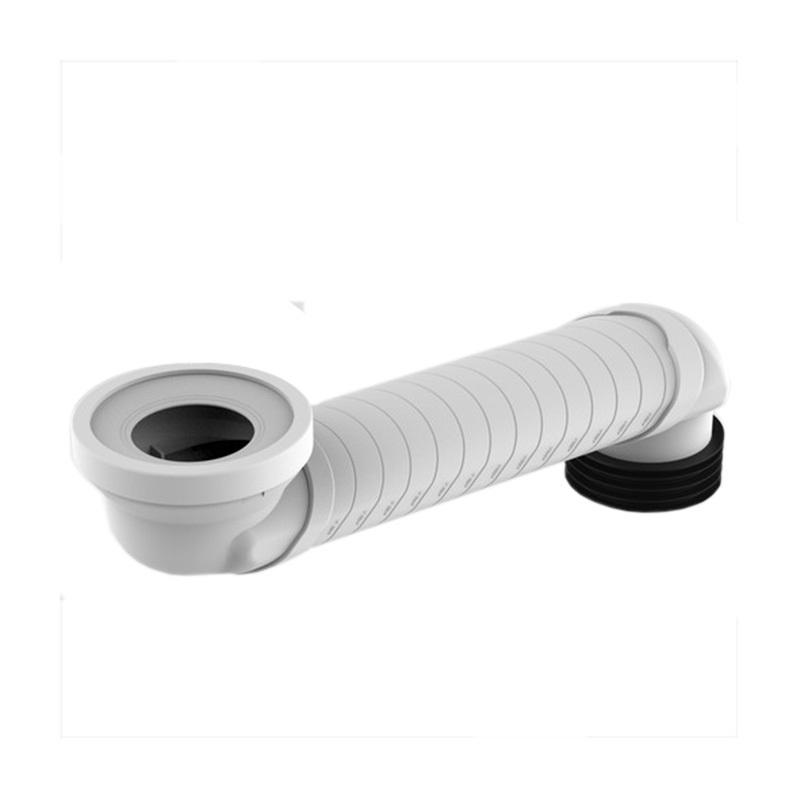 MEREO - Připojovací kus etážový, s variabilním nastavením délky 60-350mm. (PR7120C)