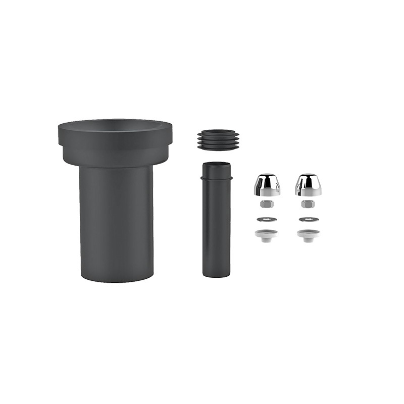 MEREO - Připojovací souprava pro závěsné klozety 180mm, svařitelná (PR7131C)