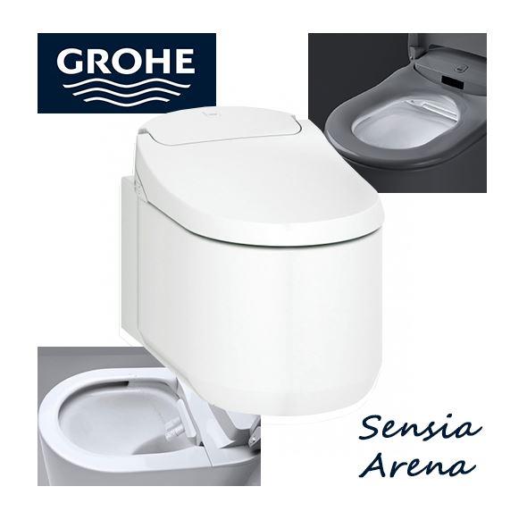 Na vlně nadstandardu - GROHE Sensia Arena