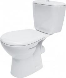 WC kombi MARKET 202 010 3/6, polypropylenové sedátko MARKET (K100-202) - CERSANIT