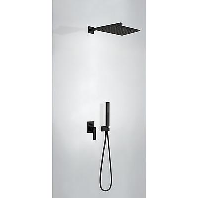 Podomítkový jednopákový sprchový set s uzávěrem a regulací průtoku (20218006NM)