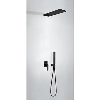 Podomítkový jednopákový sprchový set s uzávěrem a regulací průtoku.· Včetně podomítkového (20218003NM)