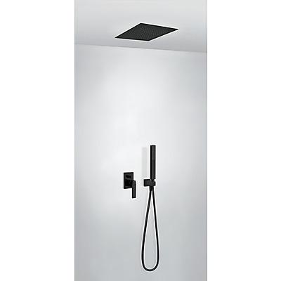 Podomítkový jednopákový sprchový set s uzávěrem a regulací průtoku.· Včetně podomítkového (20298001NM)