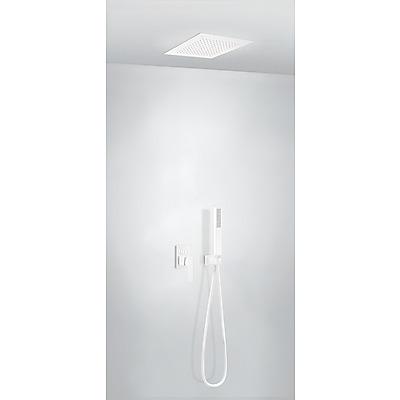 Podomítkový jednopákový sprchový set s uzávěrem a regulací průtoku (20298001BM)