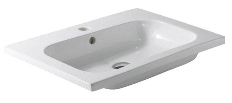 NEAT keramické umyvadlo 60x45cm SAPHO23100601