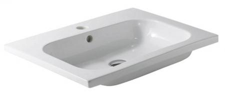 NEAT keramické umyvadlo 60x45cm (SAPHO23100601)