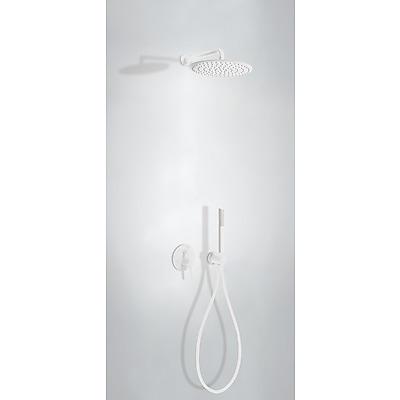 Podomítkový jednopákový sprchový set s uzávěrem a regulací průtoku (26298091BM)