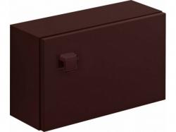 002-DSM)  skříňka NANO závěsná univerzální    HNĚDÁ - CERSANIT