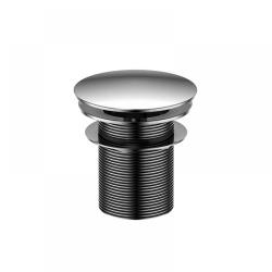 """STEINBERG - Odtokový ventil 1 1/4""""  pro umyvadla bez přepadu  (100 1693)"""