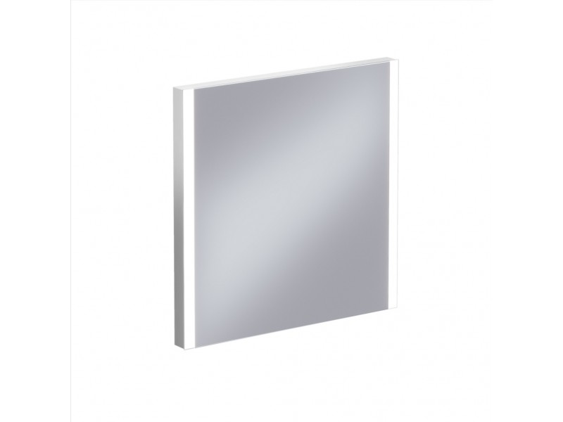 CERSANIT - Zrcadlo s LED osvětlením 60x60 (S598-002)