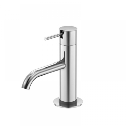 Stojánkový ventil pro studenou vodu, chrom (100 2500) - STEINBERG