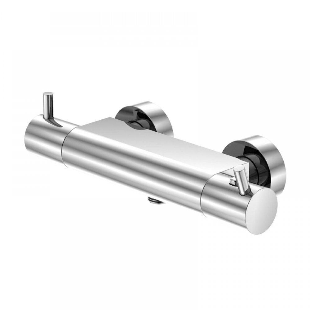 STEINBERG Sprchová termostatická nástěnná baterie, chrom 100 3200