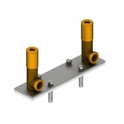 Montážní těleso pro volně stojící vanovou baterii (016 1160) - STEINBERG