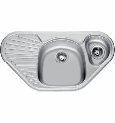 FRANKE (MON) 960x500 dřez roh. 3 1/2 (MOX651E) - Ostatní