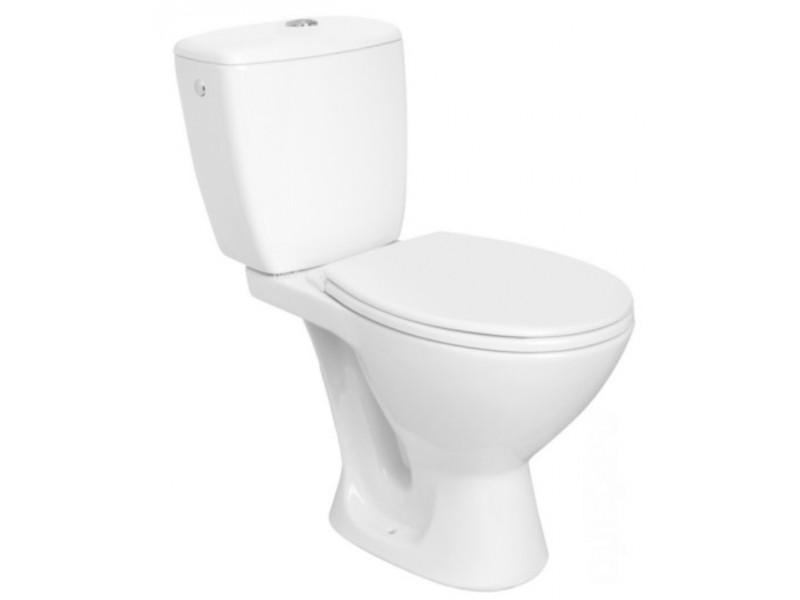 WC kombi KASKADA 207 020 3/6, sedátko polypropylenové (K100-207) CERSANIT