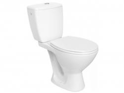 WC kombi KASKADA 207 020 3/6,  sedátko polypropylenové (K100-207) - CERSANIT