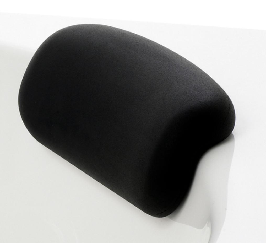 VÝPRODEJ - Podhlavník Stockholm černý (9009063000VYP)