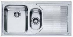 FRANKE dřez1000x500(1,5 dřez odk.vpravo)   /   bal. 1KS (LOX651/2) - Ostatní