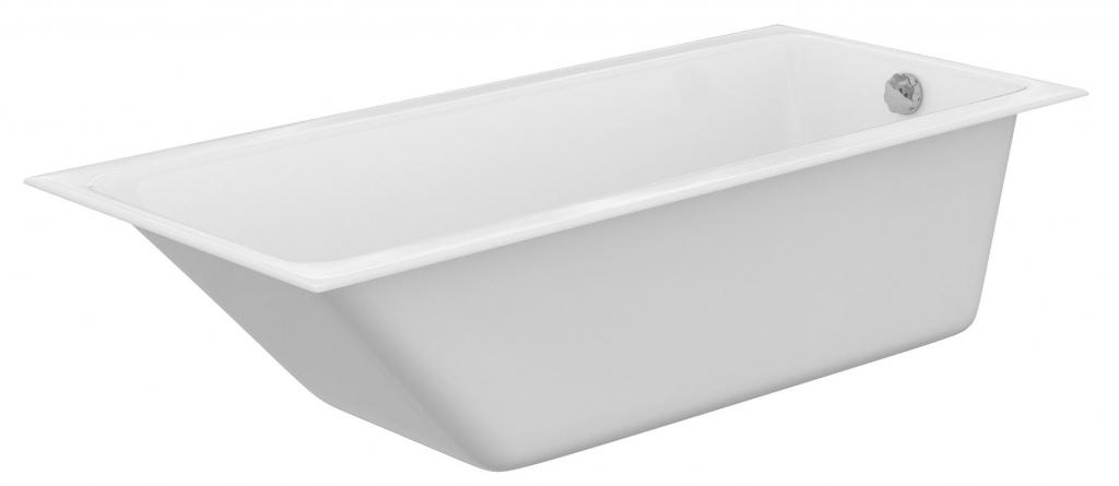 CERSANIT - VANA SLIM 180x80 CREA  (S301-227)