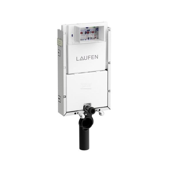 L.podomítkový WC modul TW1 pro obezdění, DualFlush 6/3l (4,5/3l), Laufen (H8946630000001)