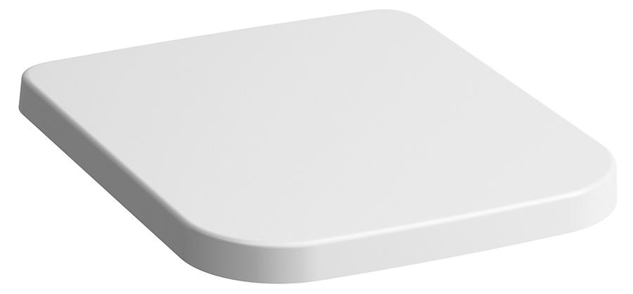 Laufen PRO S bílé WCsedátko, rychloupínací úchyt, zpomalovací sklápění pro mísu 820961 a 820962 H8919610000001 (H8919610000001)