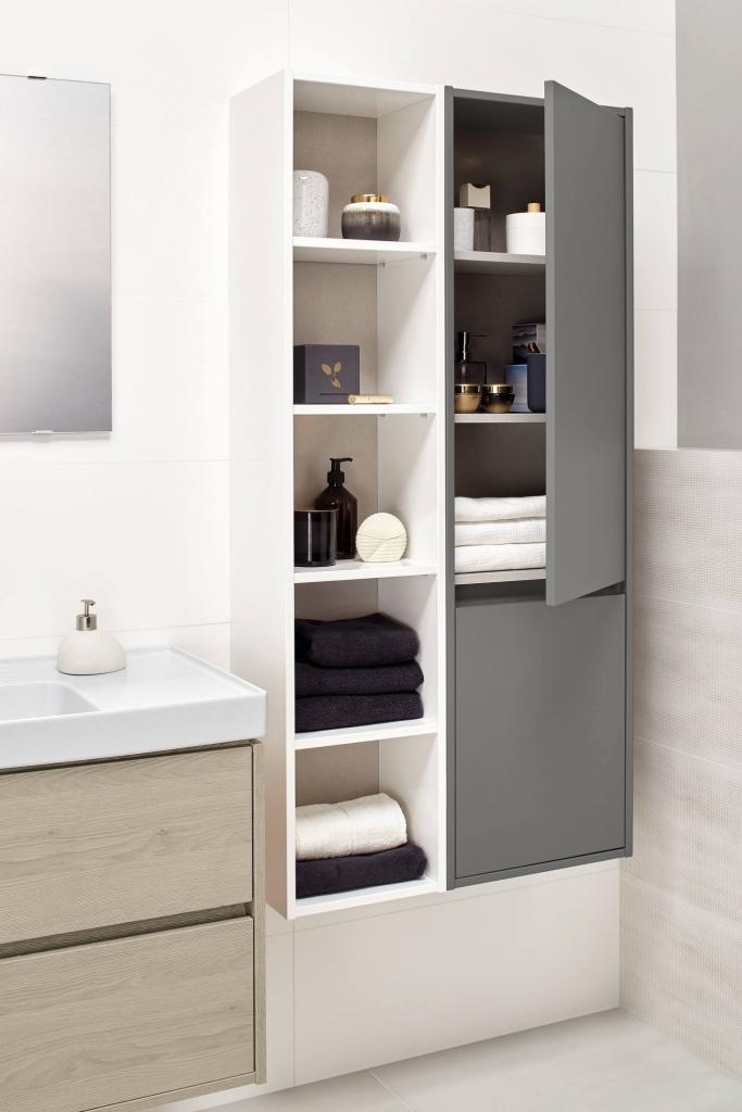 NOVINKA Koupelnový nábytek a sanitární keramika CREA