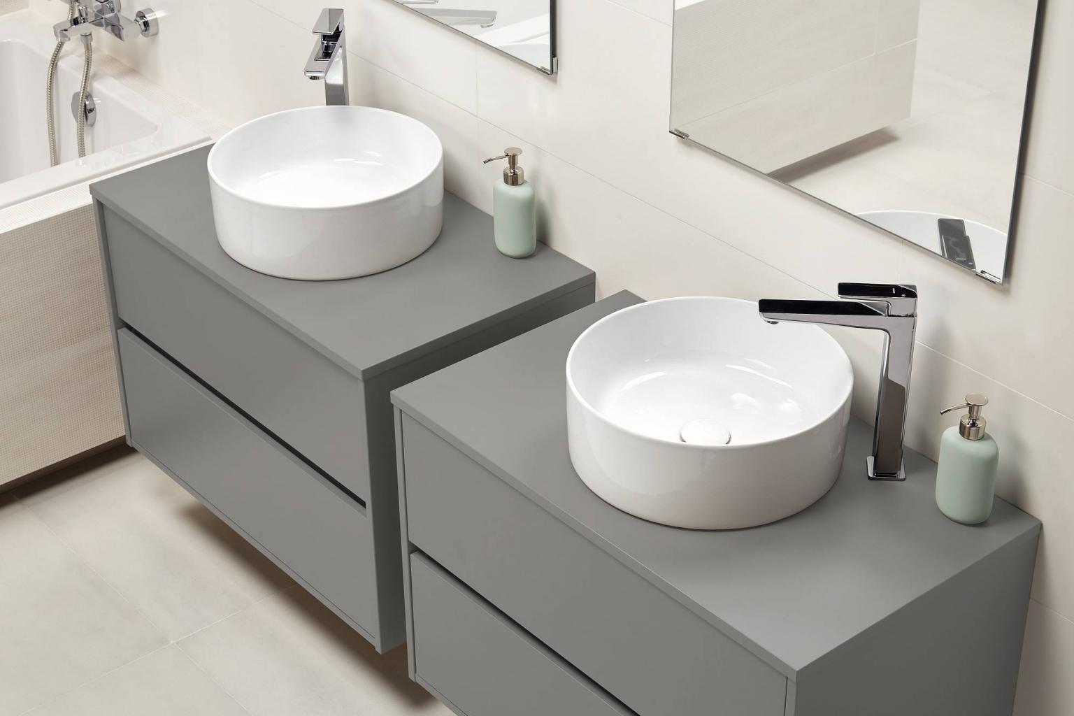 NOVINKA Koupelnový nábytek a sanitární keramika CREA  7e514516f9