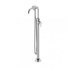 STEINBERG - Volně stojící vanová/ sprchová baterie, chrom (100 1166)