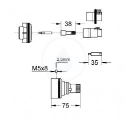 Ostatní - extension / prodlužovací set (G47780000), fotografie 2/1