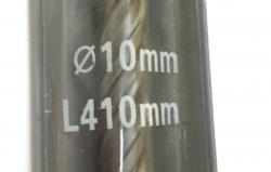 Ostatní - Vrták SDS 10x410mm do betonu EXTOL PROF (NÁŘ22725), fotografie 2/1