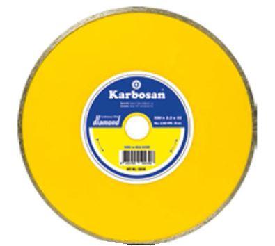 Ostatní - DIAMANTOVÝ KOTOUČ HLADKÝ HCO HOBBY PLUS PRŮMĚR 115mm/otvor 22,23mm - DLAŽBA, OBKLADY, KERA (BAT/702115)
