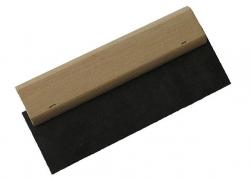 Ostatní - STĚRKA DŘEVĚNÁ S TVRZENOU GUMOU 180mm (BAT/43)