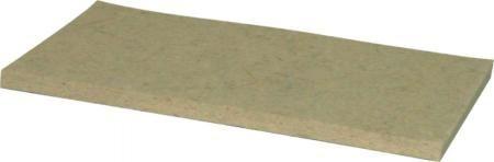 Ostatní - Náhradní filc na hladítko 250x130x10 bílý (NÁŘ901123)
