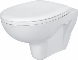 AKCE/SET/CERSANIT - WC závěsné PRESIDENT + sedátko DURAPLAST ZDARMA /K08-027+K98-0021/ (SET/0003)