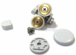 Akcent Plus závěs horní (ložiskové kolečka)šedé (A0541733) - Ostatní