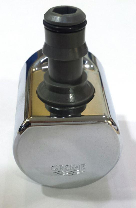 Ostatní - Nástěnný držák sprchy Grohclick (G28624000)