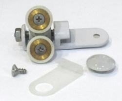 Ostatní - ND-sestava koleček šedá /AKCENT KKPG/ (Jedno/A0541737)