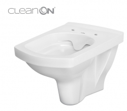 CERSANIT - ZÁVĚSNÁ MÍSA EASY NEW CLEANON BOX (K102-026), fotografie 6/3