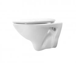 AKCE/SET/CERSANIT - WC závěsné MITO + sedátko /TK002-001+K98-0022/ (SET/0005), fotografie 2/7