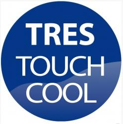 TRES - Termostatická baterie pro vanu-sprchus kaskádou (Ruční sprcha snastavitelným držákem, proti usaz. vod. kamene a flexi  (06317209), fotografie 10/5