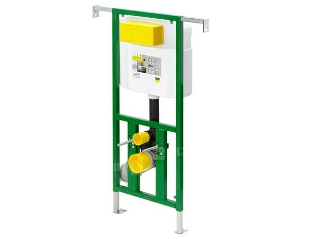 VIEGA Eco Plus modul pro WC, čelní ovl., do jádra, model 8136 V 622176