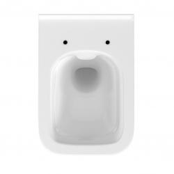 AKCE/SET/VIEGA - MONO modul WC čelní ovládání + ovládací tlačítko CHROM + WC CERSANIT CREA ČTVEREC CLEANON + SEDÁTKO (V606732CR CR2), fotografie 6/9