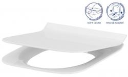 AKCE/SET/VIEGA - MONO modul WC čelní ovládání + ovládací tlačítko CHROM + WC CERSANIT CREA ČTVEREC CLEANON + SEDÁTKO (V606732CR CR2), fotografie 18/9