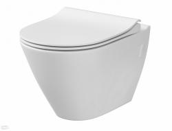 AKCE/SET/GEBERIT - Duofix pro závěsné WC 111.300.00.5 CR + klozet a sedátko CERSANIT CITY CLEANON /K35-025+K98-0146/ (111.300.00.5 CI1), fotografie 4/6