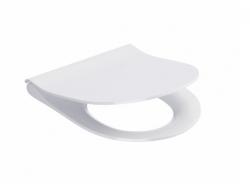 AKCE/SET/GEBERIT - Duofix pro závěsné WC 111.300.00.5 CR + klozet a sedátko CERSANIT CITY CLEANON /K35-025+K98-0146/ (111.300.00.5 CI1), fotografie 2/6